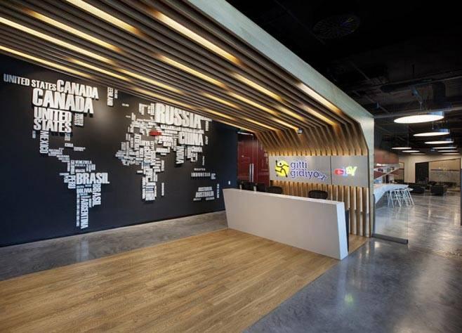 办公室设计如何融入企业文化